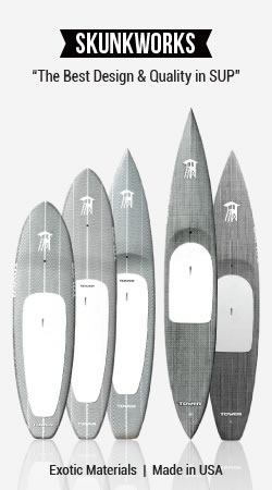 Carbon Fiber Paddle Boards