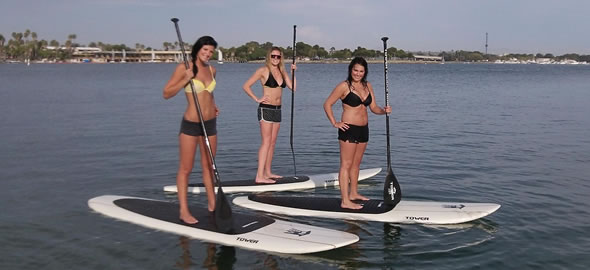 Paddle Board Rentals Listed By Tower Sup