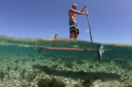 Stand Up Paddle Boarding Tours