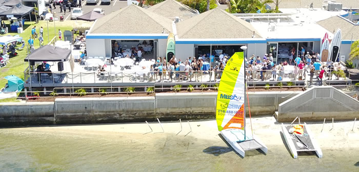 stand up paddle board event