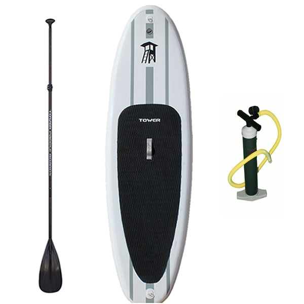 Adventurer 1 Inflatable Paddle Board Package
