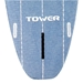 "Tower Fit 10'6"" SUP fin box"