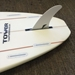 "Futures SUP Standard 9"" Fin - board bottom"