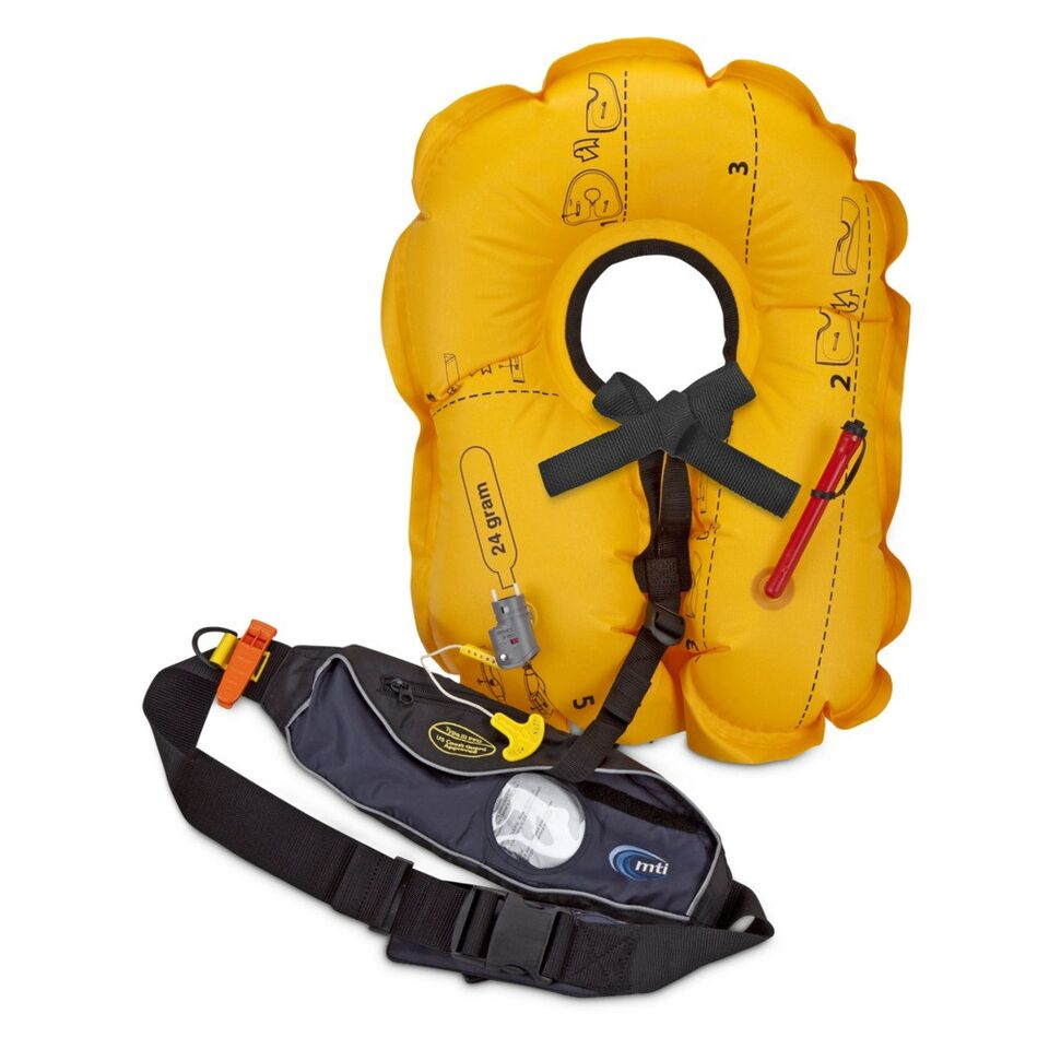 Inflatable SUP Life Jacket - Fluid