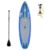 "Kawasaki Jet Ski® Watercraft Edition by Tower iSUP Package - 104"" kawasaki inflatable paddle board"