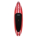 "Red 10'4"" Adventurer 2 Package - Special Edition - Top View"