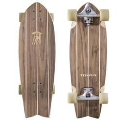 mini cruiser wood skateboard
