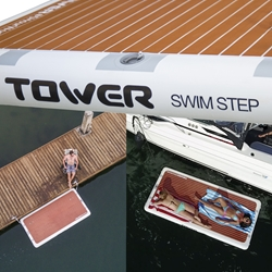 OPTION 1: Swim Step 10 x 5 (TESTED)