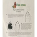 SUP Traction Pad for Dogs directions