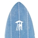 "Tower Social 11'5"" SUP nose"