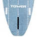 "Tower Social 11'5"" SUP fin box"