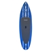 "Blue 10'4"" Adventurer 2 Package - Special Edition - Top View"