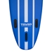 "Blue 10'4"" Adventurer 2 Package - Special Edition - Bottom Tail"