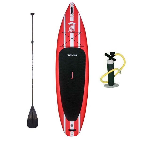 "Red 10'4"" Adventurer 2 Package - Special Edition"