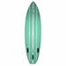 "Special Edition 10'4"" Turquoise iSUP Board Only Bottom"