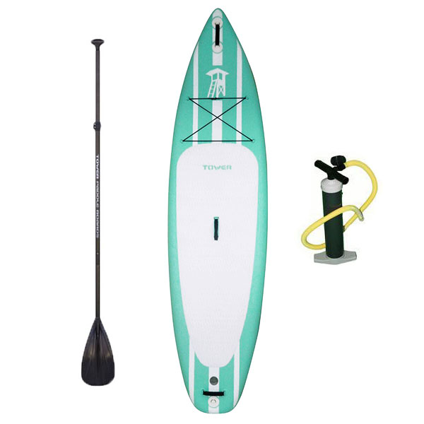 "Turquoise 10'4"" Adventurer 2 Package - Special Edition"