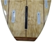 "tower 9'10"" wood classic SUP fin box"