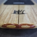 wooden sup nose block