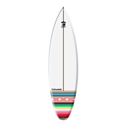 Tower Hybrid Surfboard
