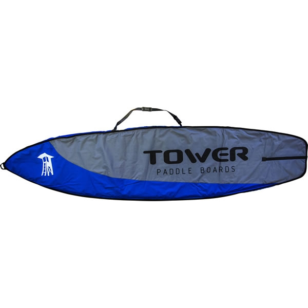 "SUP board bag for 12'6"" paddle board"