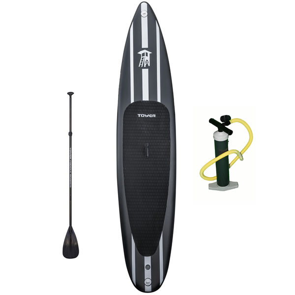 "Tower iRace 12'6"" Inflatable SUP package"