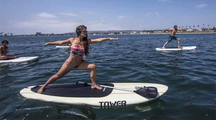 SUP Yoga Boards