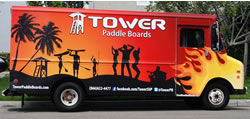 Tower SUP Truck